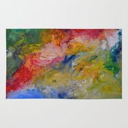 """Colorful World"" Rug"