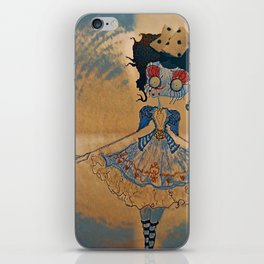 Velvetesque Dolls • Victorian Collection #3A iPhone Skin