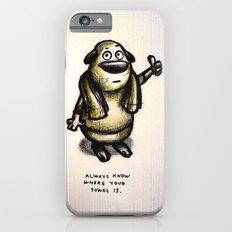 Towel Day :) iPhone 6 Slim Case