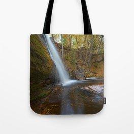 Autumn at Hungarian Falls Tote Bag