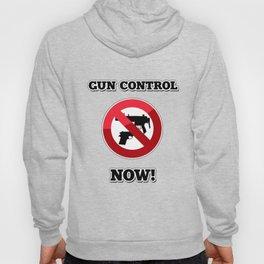 Gun Control Now Hoody