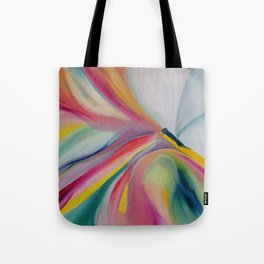 Butterfly Song  Tote Bag