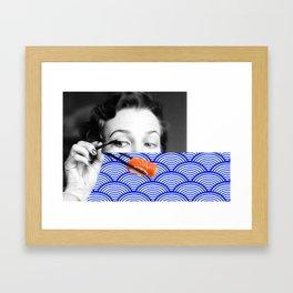 Sushism Framed Art Print