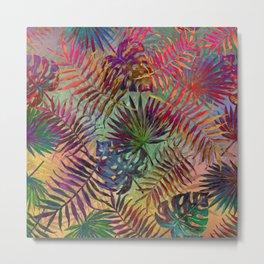 My Tropical Garden 22 Metal Print