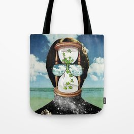 All It Remains - PAINTING Tote Bag