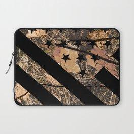 Hunting Camouflage Flag 3 Laptop Sleeve