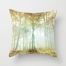 Lothlórien Throw Pillow