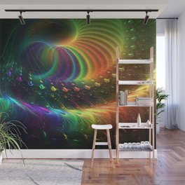 Tasting The Rainbow Wall Mural