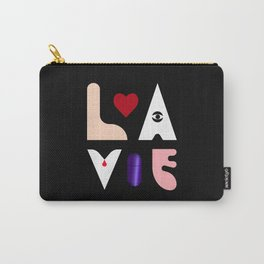 LOVE X LIFE Carry-All Pouch