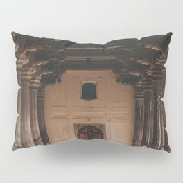 Temple Halls Pillow Sham