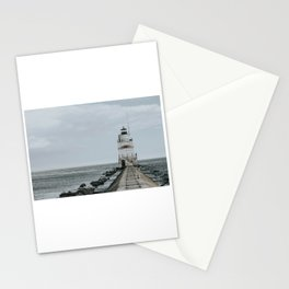 Lighthouse Point Stationery Cards