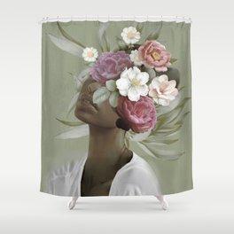 Bloom 9 Shower Curtain