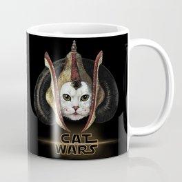 Cat Wars Amidala Coffee Mug
