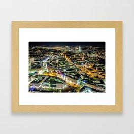 Frankfurt I Framed Art Print