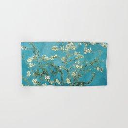 Almond Blossoms by Vincent van Gogh Hand & Bath Towel