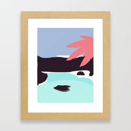 Jameos  del Agua Framed Art Print