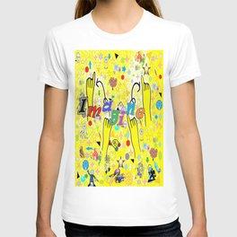 ASL Imagine T-shirt