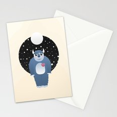 Can I be your Monster? Stationery Cards