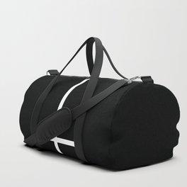 Flipped over cross Duffle Bag
