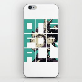 One For All iPhone Skin