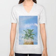 Pineapple Heaven Unisex V-Neck