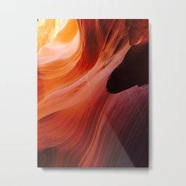 Sandstone Serenity Metal Print