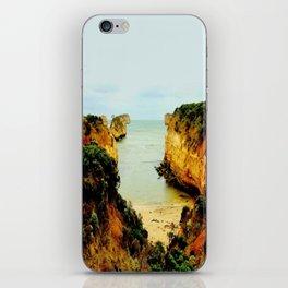 Shipwreck Coast iPhone Skin