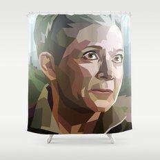 SW#69 Shower Curtain