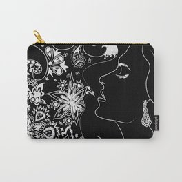 Voice like Honey Carry-All Pouch