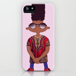 Woke Gerald iPhone Case