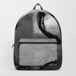 Enso No.MM13J by Kathy Morton Stanion Backpack