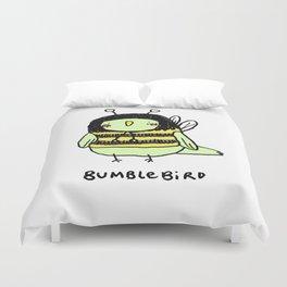 Bumblebird Duvet Cover