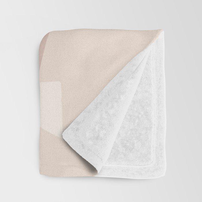 abstract minimal 24 Throw Blanket