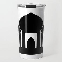 Mosque Icon Travel Mug
