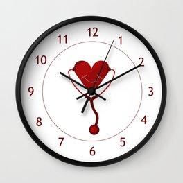 Doctor / Professions Set Wall Clock
