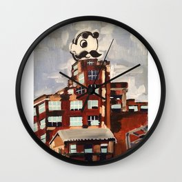 Natty Boh Wall Clock