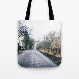 exploring Derbyshire Tote Bag