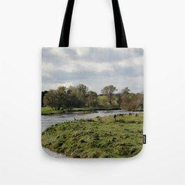 Ireland Horses II Tote Bag