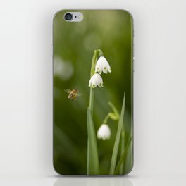 Hovering iPhone Skin