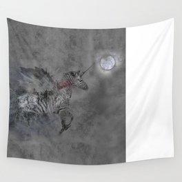 Safari moon Wall Tapestry