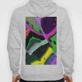The art is made to disturb. The science reassures !! Hoody