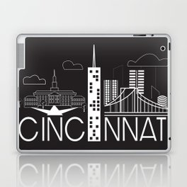 Cincinnati  Laptop & iPad Skin