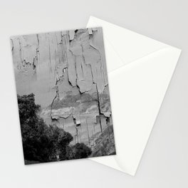 Peeling Beach Landscape Stationery Cards
