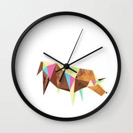Bull/Market Wall Clock