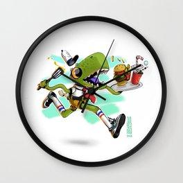 Bob x Reptar Wall Clock