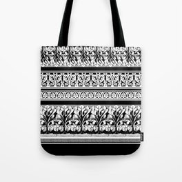 Keep Fretting Tote Bag