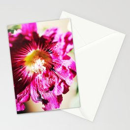 Musk Mallow Stationery Cards