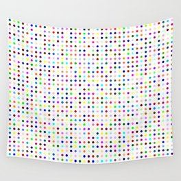 Hirst Polka Dot Wall Tapestry