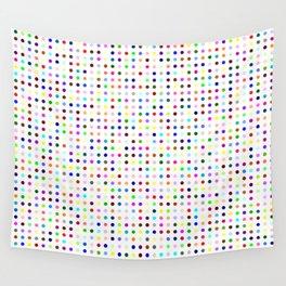 Hirst Polka Dot Wall Tapestry