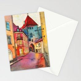 Pikk 2, Tallinn Stationery Cards